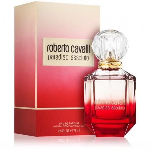 Roberto Cavalli Paradiso Assoluto For Her EDP 75 ml