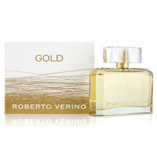 Roberto Verino Gold For Her EDP 50 ml
