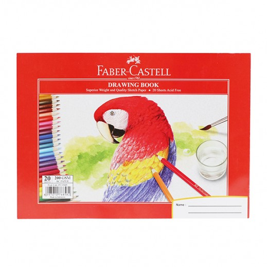 Faber Castell A4 Drawing Book
