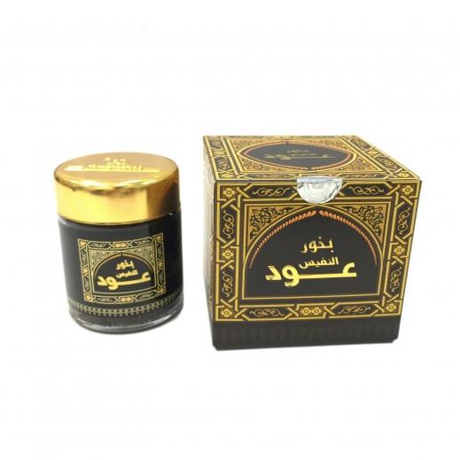 Banafa Nafees Oud Maottar 50 g