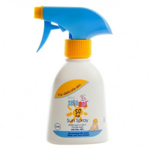 Sebamed Baby Sun Care 50 Spray 150 ml