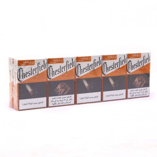 Chesterfield Red Box Cigarettes (Ctn)