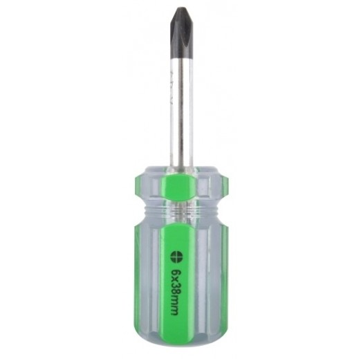 Terminator Screw Driver- 6x38mm