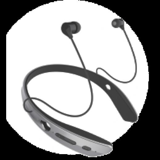 Maestro Bluetooth Headset Silver