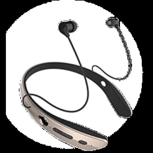 Maestro Bluetooth Headset Gold