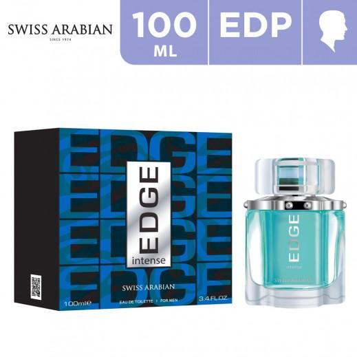 Swiss Arabian Edge Intense For men EDP 100 ml