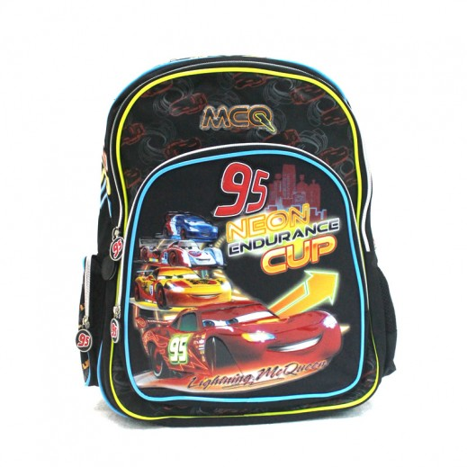 "Cars 18"" Large Back Pack"