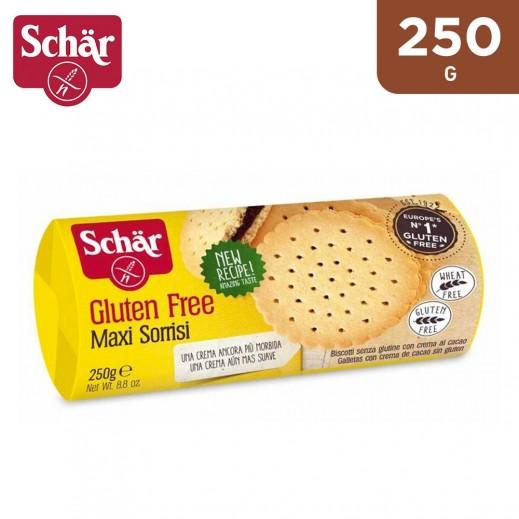 Schar Gluten Free Maxi Sorrisi Biscuit 250 g