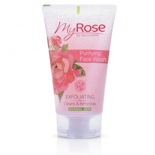 My Rose Purifying Face Wash 150 ml