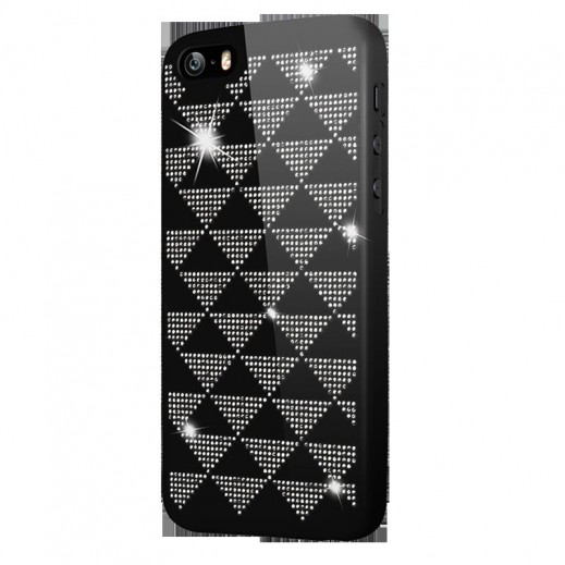 Oxo Cover Iphone6 4.7 Br Electrodiamond Black