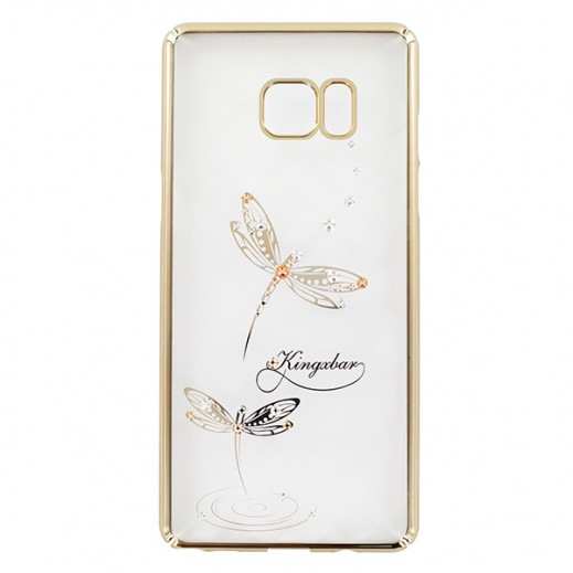 Kingxbar Case for Galaxy Note 7 - Butterfly