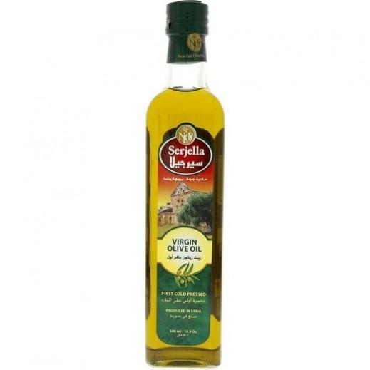 Serjella Virgin Olive Oil  500 ml