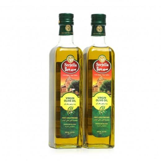 Serjella Virgin Olive Oil 2 x 500 ml