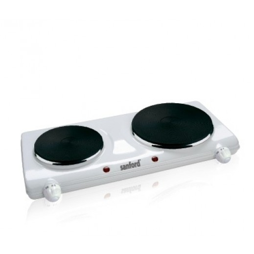 Sanford Double Hot Plate 3 Pin 2250 W