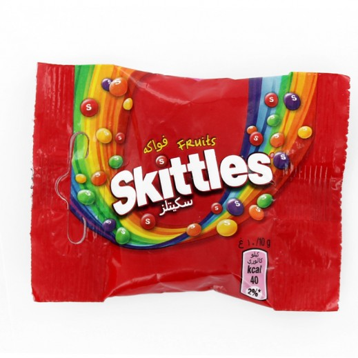 Skittles Original Fruits 72X 10 g