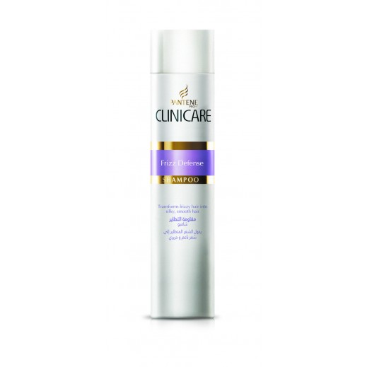 Pantene Clinicare Frizz Defense Shampoo 280ml