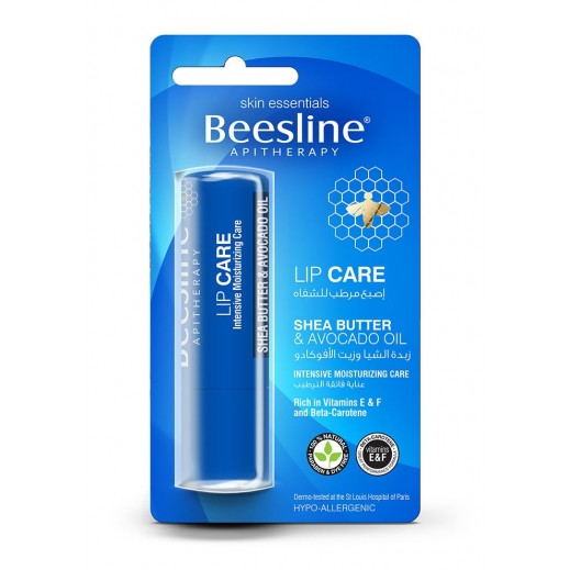 Beesline Shea Butter & Avocado Oil Lip Care 4 g
