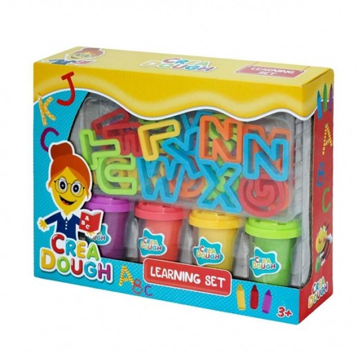 Five Stars Crea Dough Learning Set