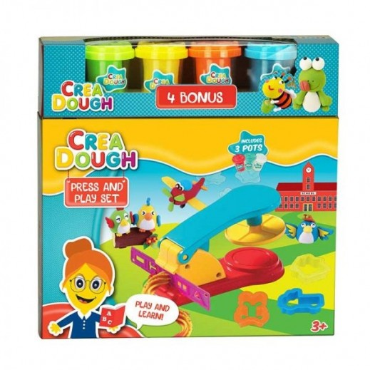 Five Stars Crea Dough Super Press Play Set