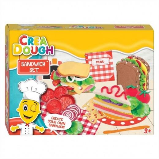Five Set Crea Dough Sanwich Set