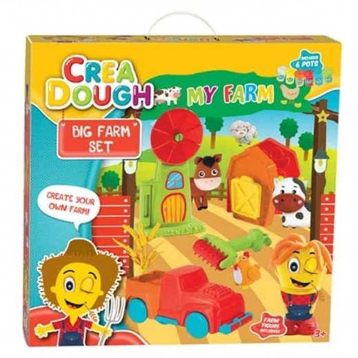 Five Stars Crea Dough Big Farm Set
