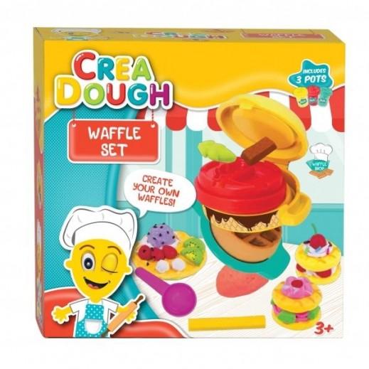 Five Stars Crea Dough Waffle Set
