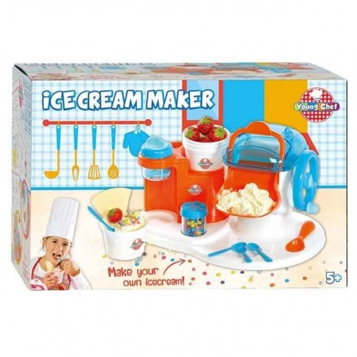 Five Stars Young Chef Ice Cream Maker