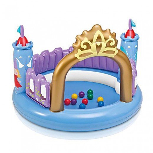 Intex Ball Toys magical Castle 130 × 90 cm