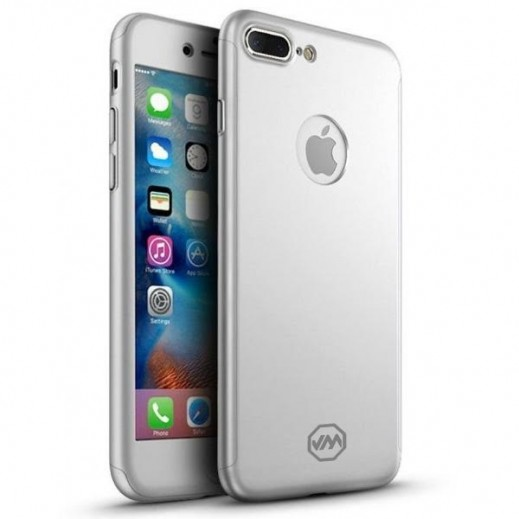 JoyRoom 3 in 1 Case For Iphone7 – Silver