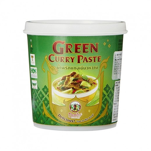 Pantai Green Curry Paste 400 g