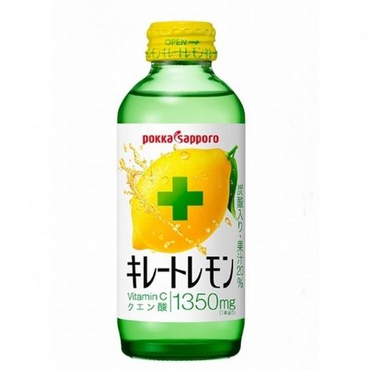 Poka Sapporo Kireto Lemon Juice 155 ml