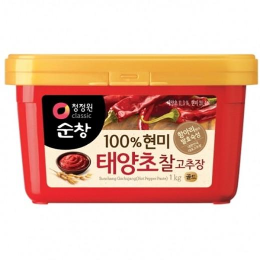Sunchang Hot Bean Paste Brown Rice 1 kg