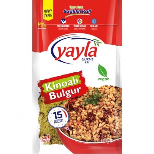 Yayla Gurme Fit Quinoa With Bulghur 360 g