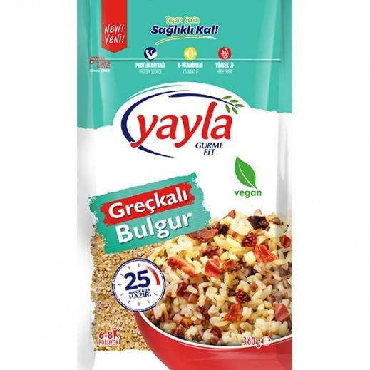 Yayla Gurme Fit Buckwheat With Bulghur 360 g