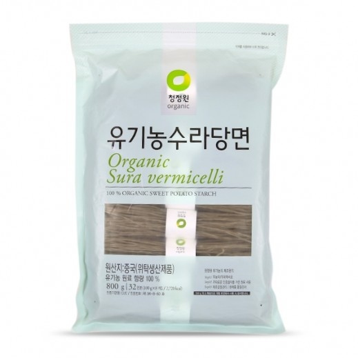 Chungjungwon Organic Sweet Potato Vermicelli 800 g