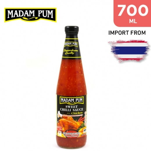 Buy Madam Pum Sweet Chilli Sauce For Chicken 700 Ml توصيل Taw9eel Com