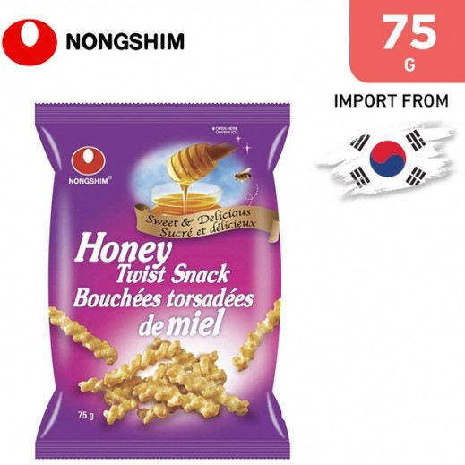 Nongshim Honey Twist 75 g