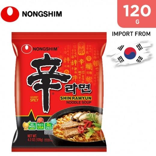 Nongshim Shin Ramen 120 g