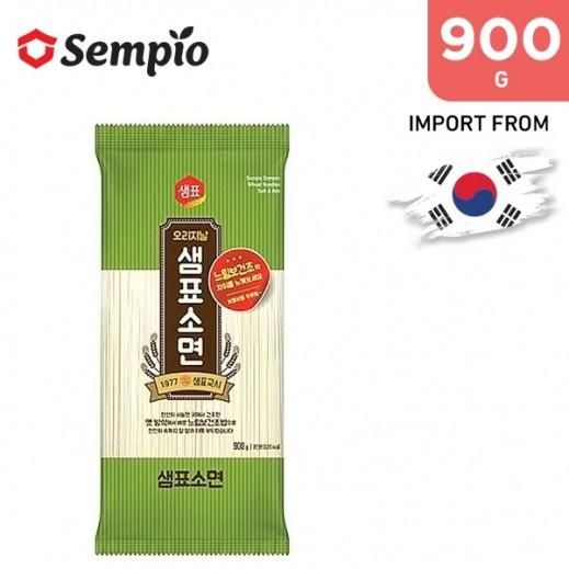Sempio Somen Wheat Noodle 900 g