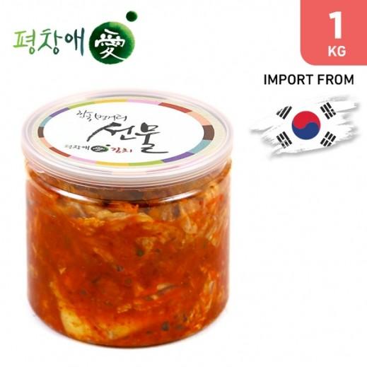 Pyungchang Poki Kimchi PF 1 kg