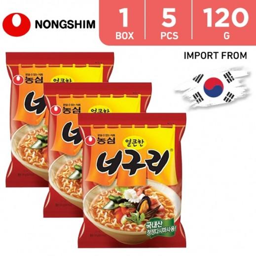 Nongshim Neoguri Ramen 5 x 120 g