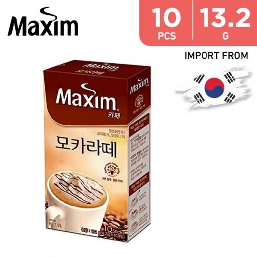 Dongseo Maxim Mocha Latte 13.2 g (10 sticks)