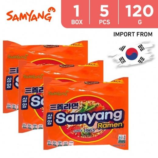 Samyang Ramen 5 x 120 g