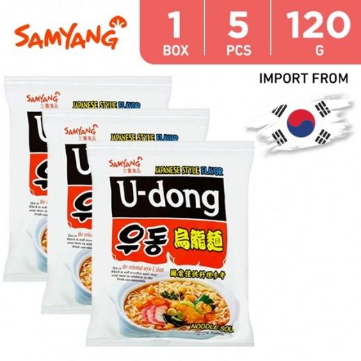 Samyang Udong Ramen 5 x 120 g