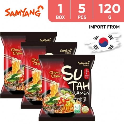 Samyang Sutah Ramen 5 x 120 g