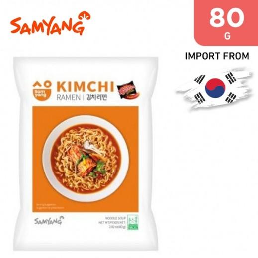 Samyang Kimchi Ramen Mini 80 g