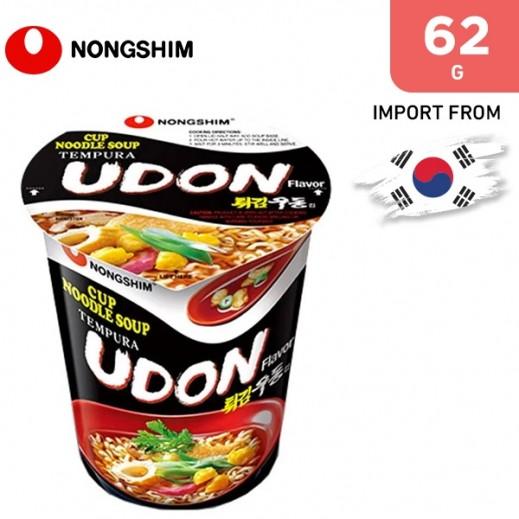 Nongshim Tempura Udon Ramen Cup 62 g
