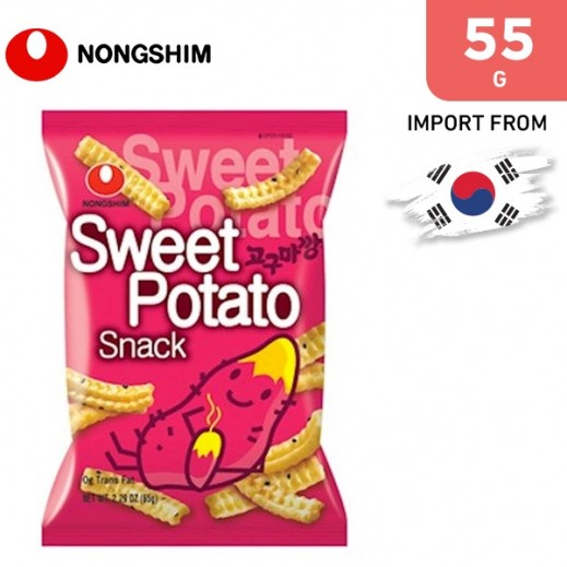 Nonshim Sweet Potato Snack 55 g