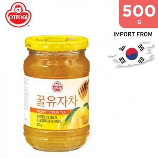 Ottogi Honey Citron Tea 500 g