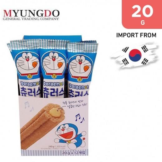 Myungdoo Churros Doraemon 20 g
